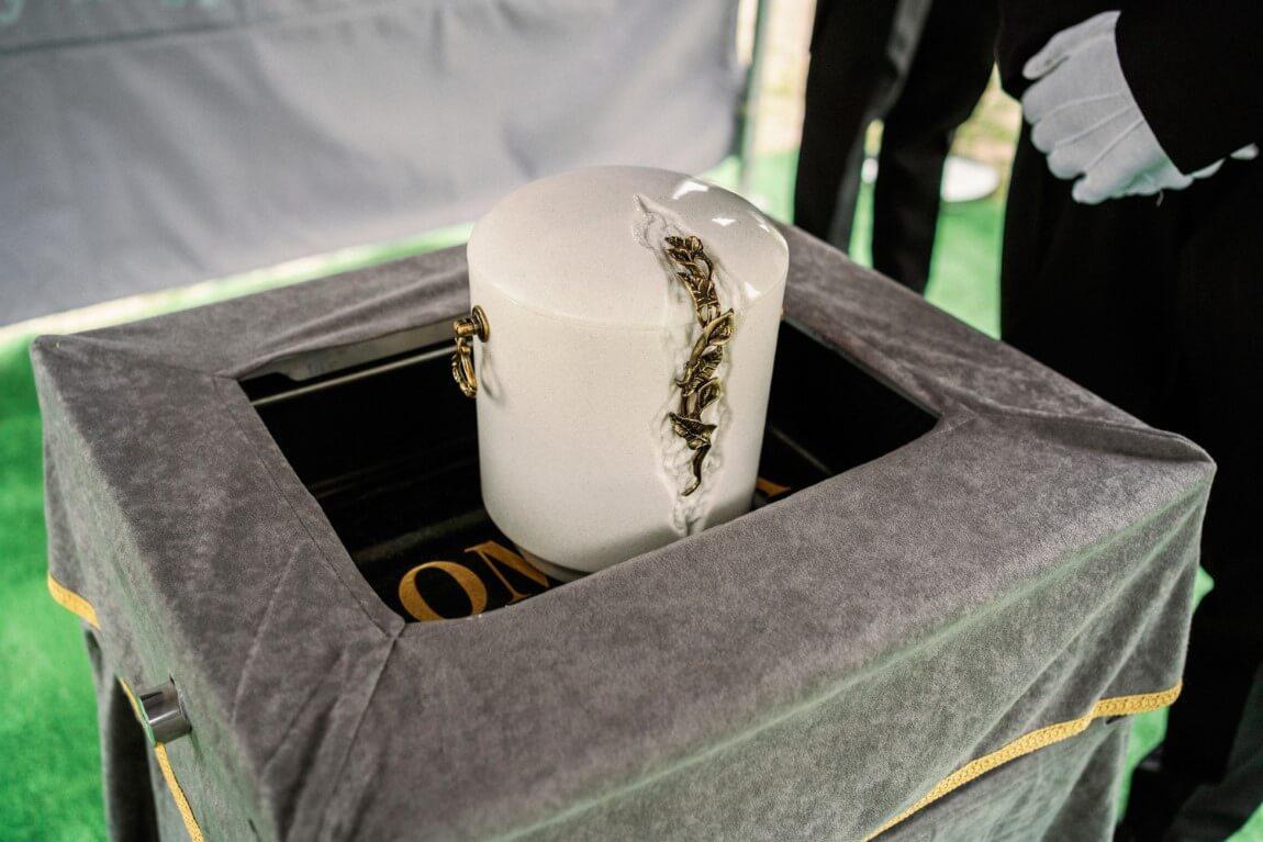 Winda pogrzebowa Omega